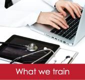 Train IT Medical - What we train