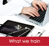 Train IT Medical - What we train